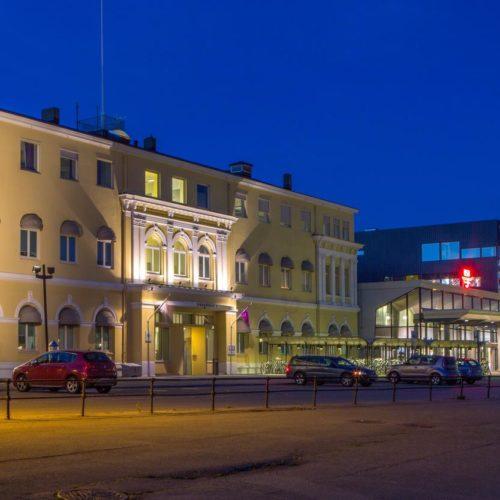 Gamle stasjonsbygningen Fosenkaia 3, Klinikk Trondheim, plastisk kirurgi